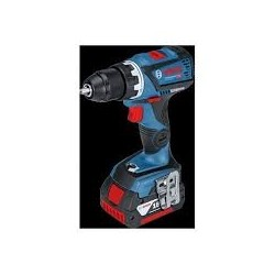 PERCEUSE VISSEUSE BOSCH 18V Li-Ion 2X4.0Ah GSR18V-EC BRUSHLESS MOTOR