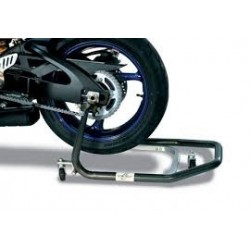 BEQUILLE/CHEVALET MOBILE ROUE ARRIERE MOTO CAM-02 OMCROP