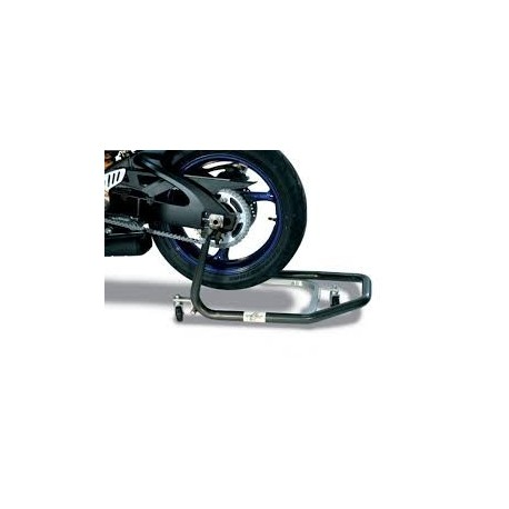 BEQUILLE/CHEVALET MOBILE ROUE MOTO CAM-02 OMCROP