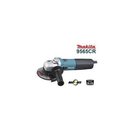 MEULEUSE ANGULAIRE D125MM 1400WATTS MAKITA 9565CR