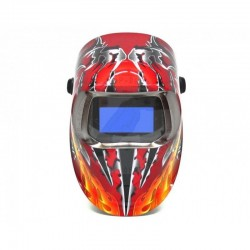 Casque de SOUDAGE 3M Speedglas 100 RAZOR DRAGON