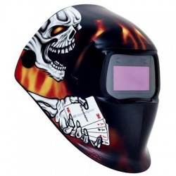 SOUDAGE - Masque 3M Speedglas 100 ACES HIGH