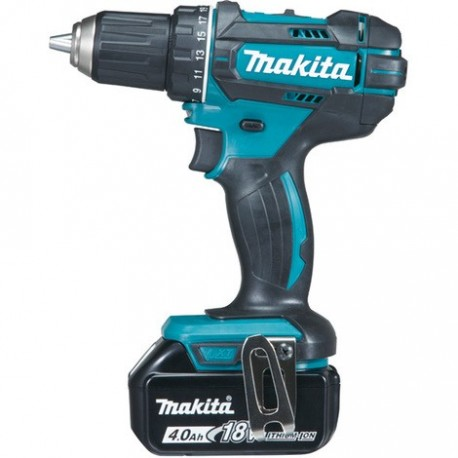 Perceuse visseuse MAKITA 18V Li-Ion 3X4.0Ah DDF482RM3J