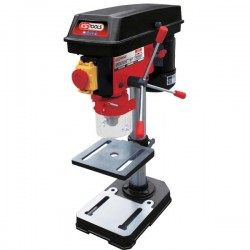 PERCEUSE A COLONNE D'ETABLI MANDRIN 16MM 550W KS TOOLS
